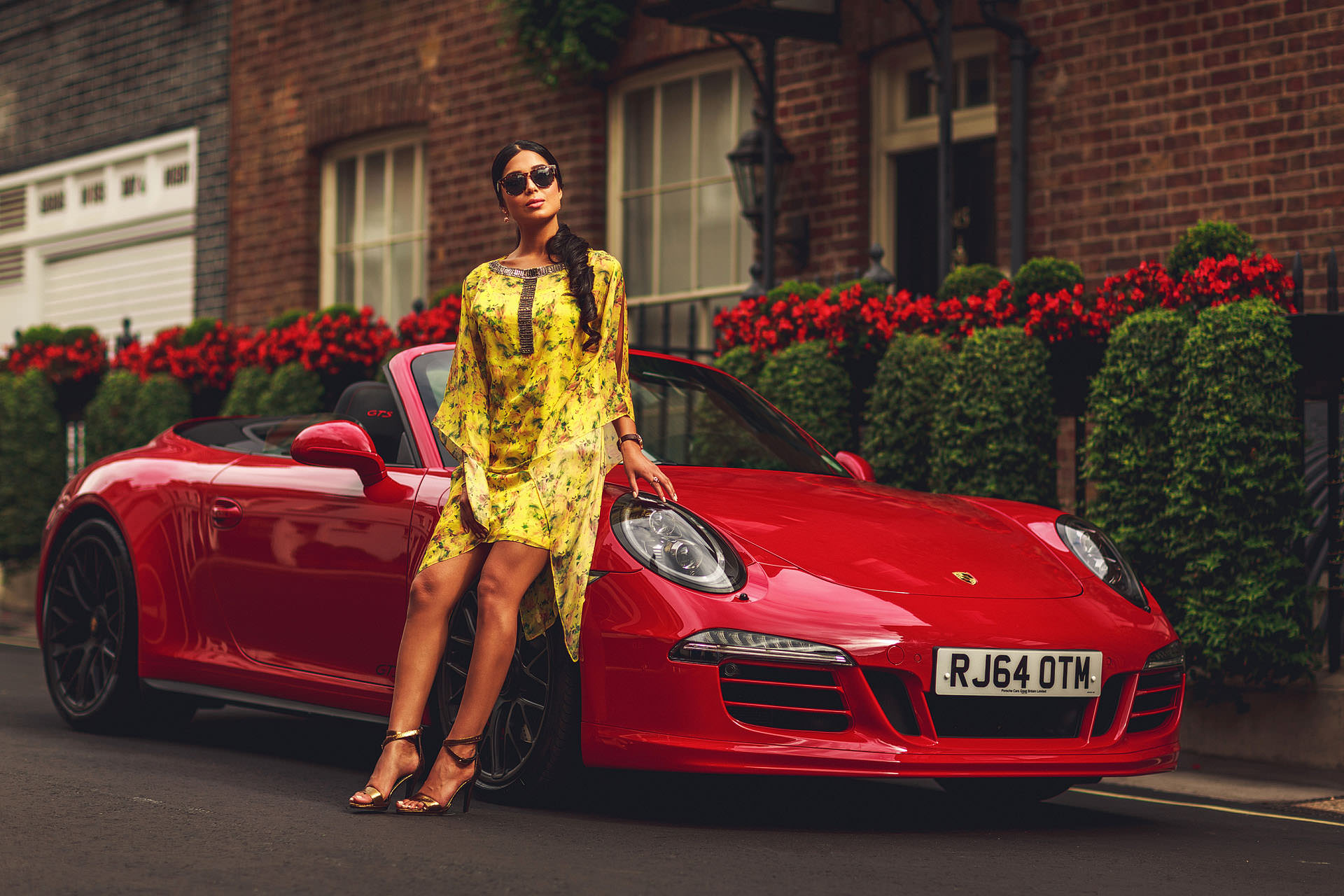 porsche car lifestyle photographer